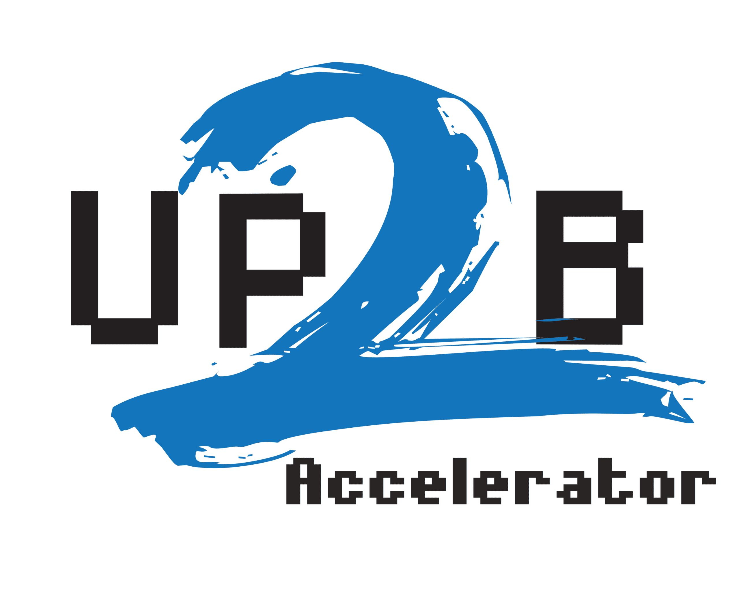 Logo Up2B Accelerator Mannheim